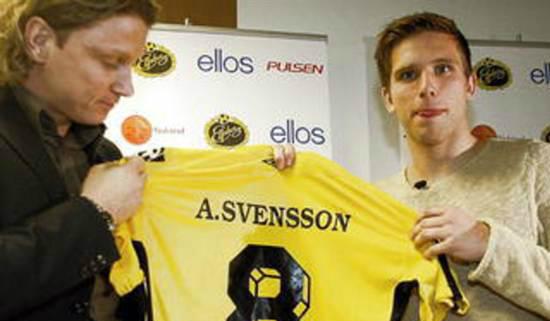 SvenssonHemsidan