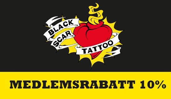 MedlemsrabattBlackScar